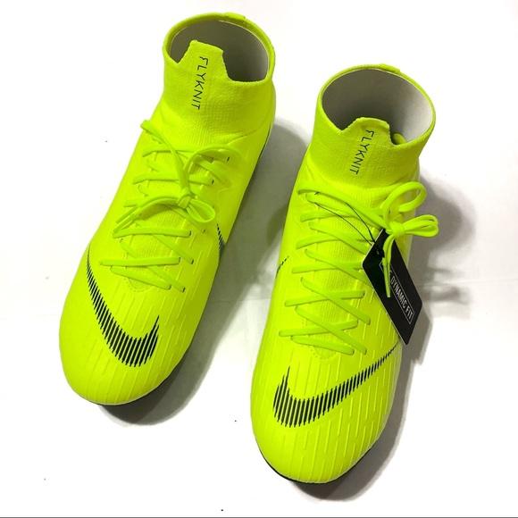 Mercurial Pro NWT 6 Superfly FG Nike redBCxo